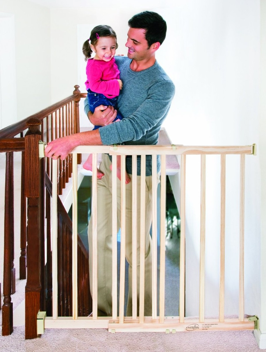 Best Baby Gates For Top Of Stairs Bearded Dad