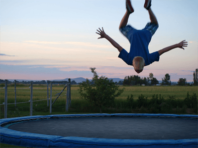 trampolines reviews