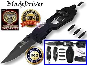 BladeDriver Multi Tool Knife