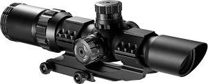 Barska 1-4x28 IR Riflescope